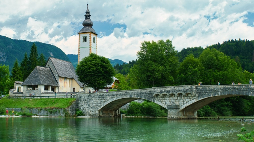 S13 – Bohinj Bridge